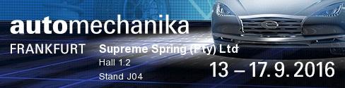 automechanica frankfurt supreme spring