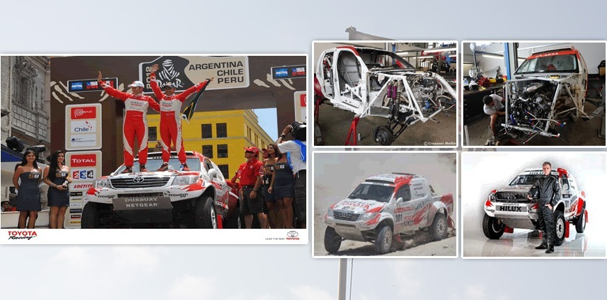 2016 Dakar Rally article altrnative text