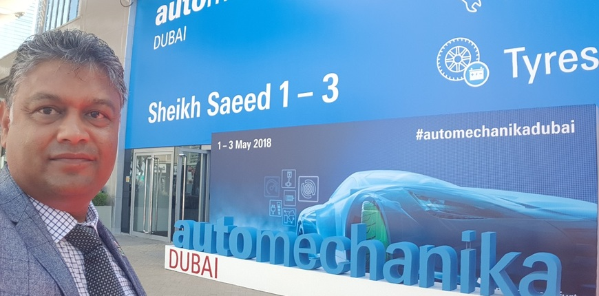 Automechanika Dubai 2018 article altrnative text